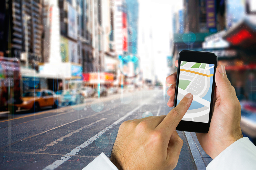 Achieving Location-based Personalization On-The-Go.