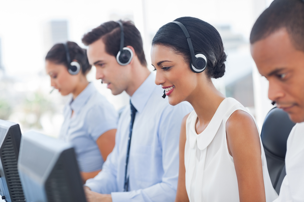 focus on call centers