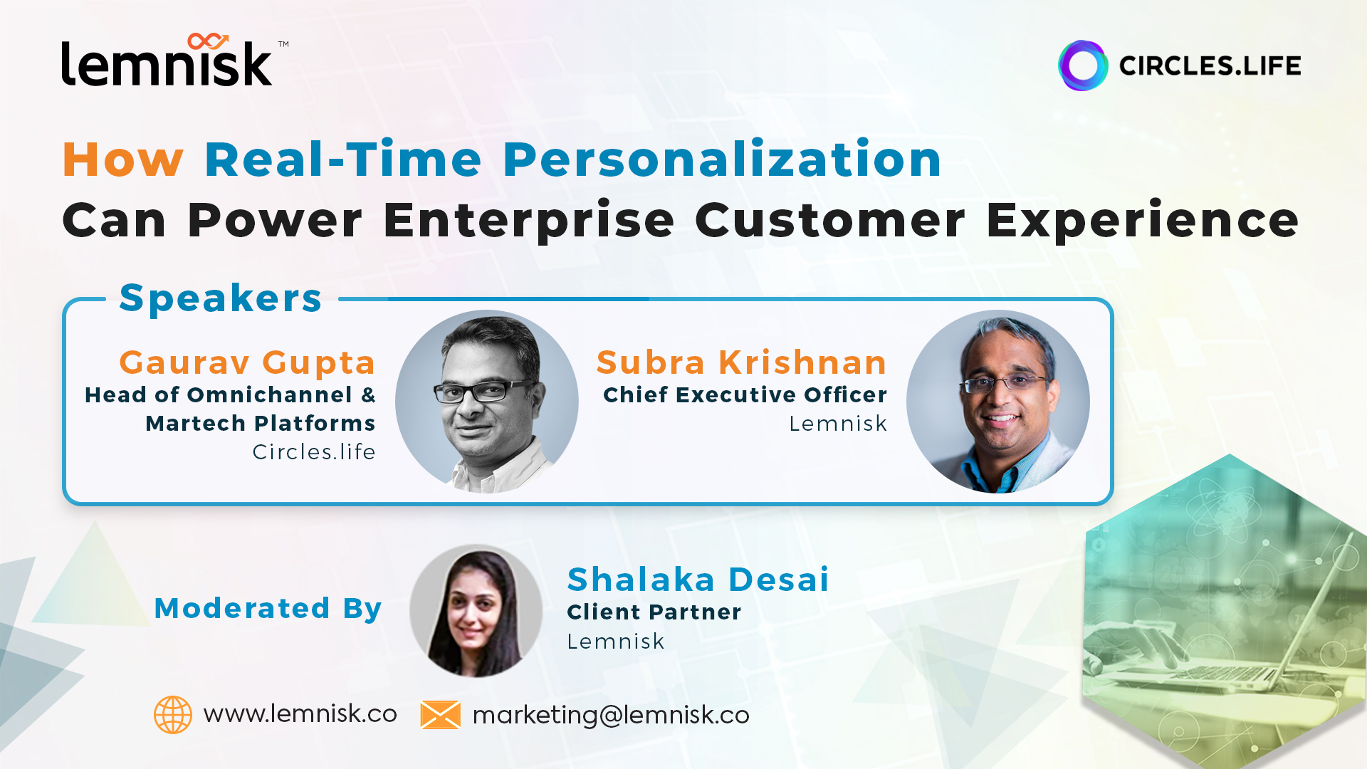 real-time personalization