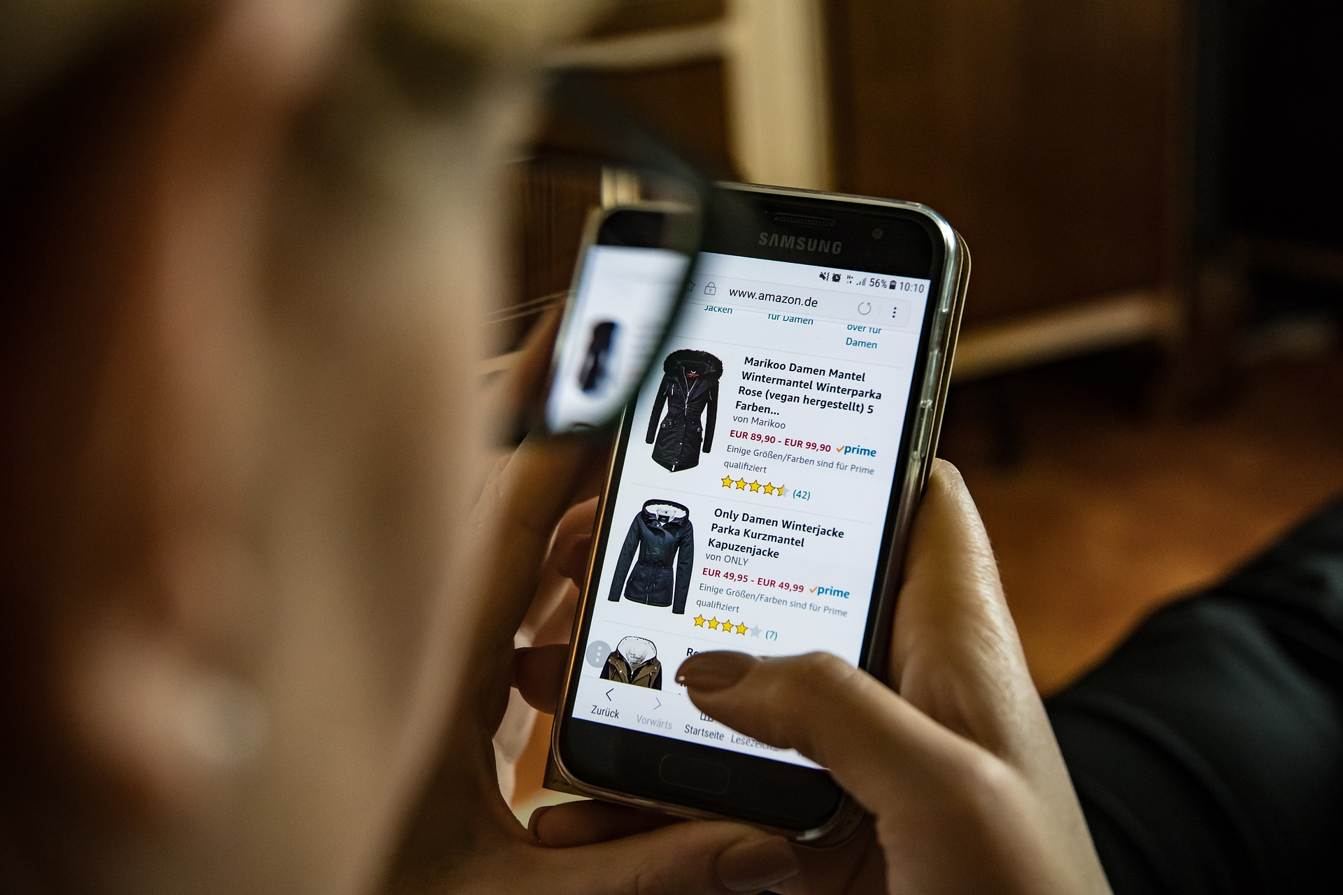 Retail Marketing, AI-based recommendations