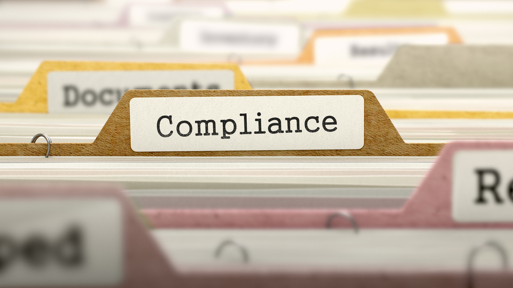 Evaluating vendor readiness: compliance