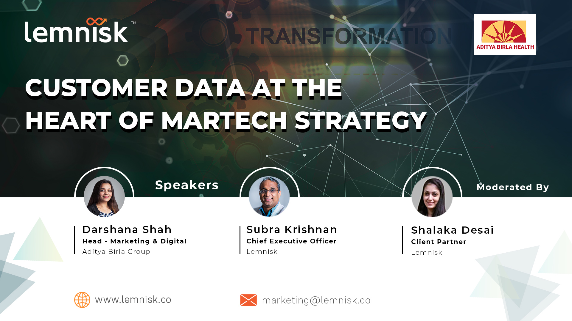 Customer Data at the Heart of Martech Strategy