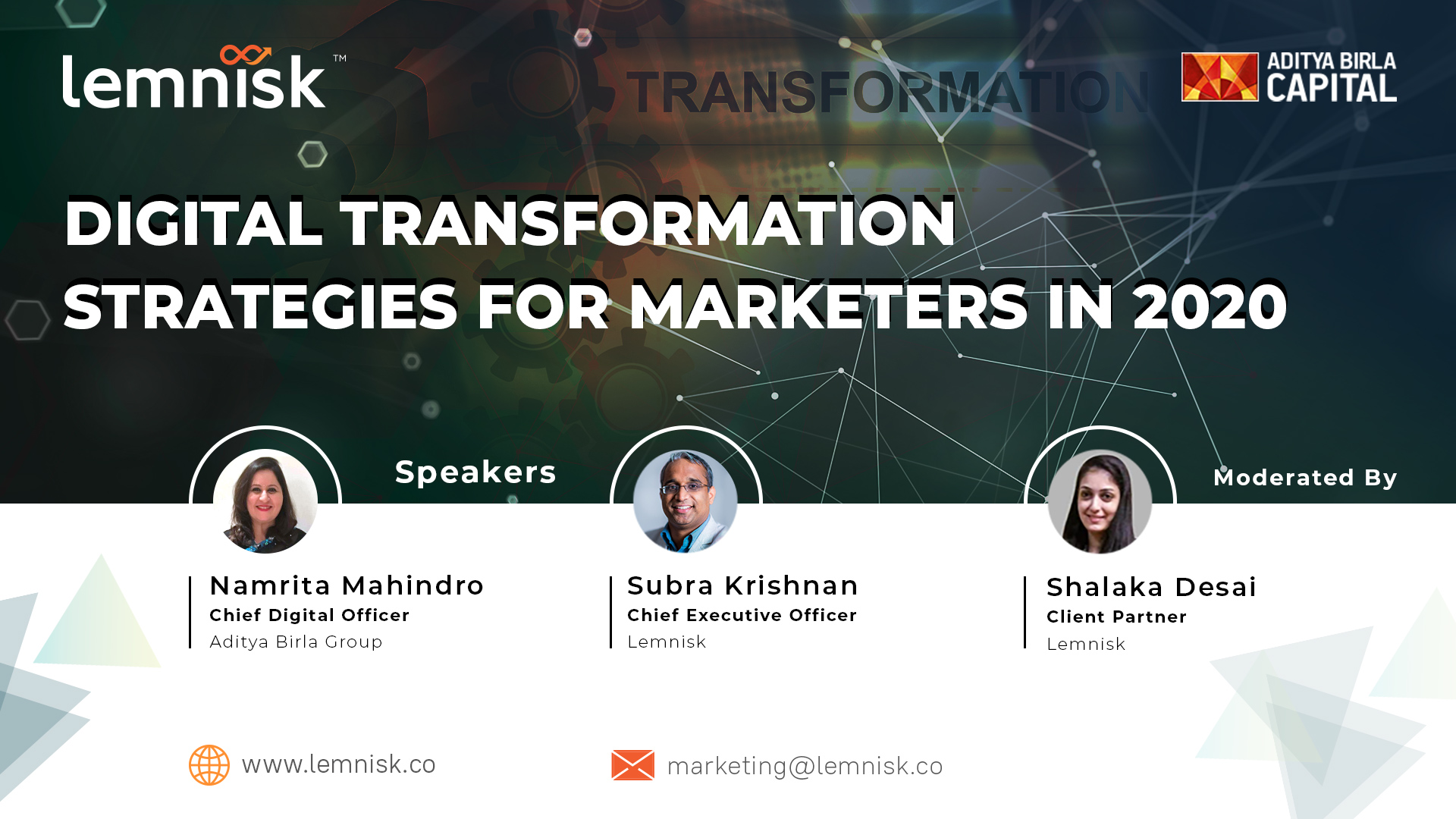 Digital Transformation Strategies for Marketers in 2020