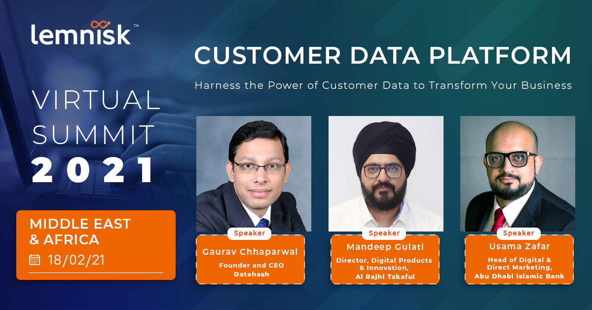 Panel Discussion | CDP Summit 2021 (MEA)