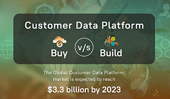 Infographic: Buy vs Build Customer Data Platform